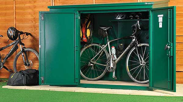 Asgard bike storage