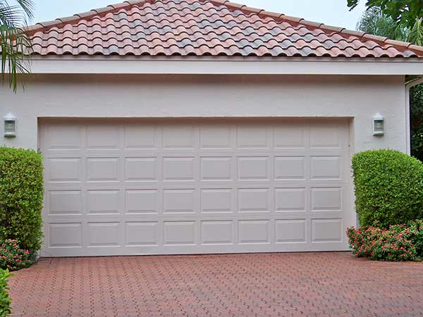 A garage!