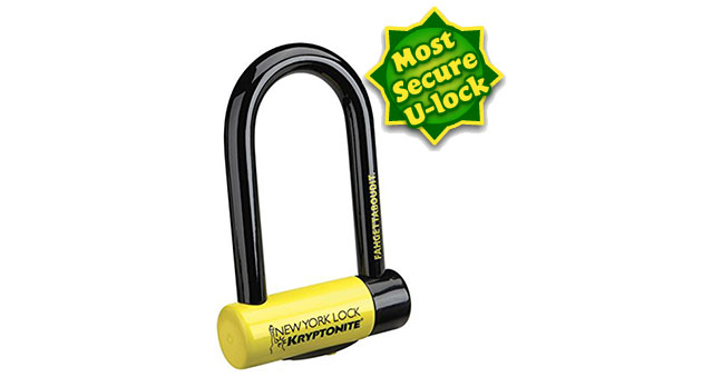 The best U-lock - The Best Bike Lock