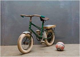A beater bike