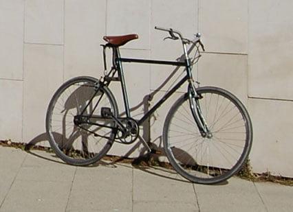 My beater bike