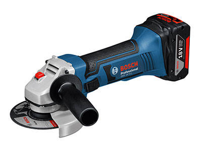 Portable angle grinder