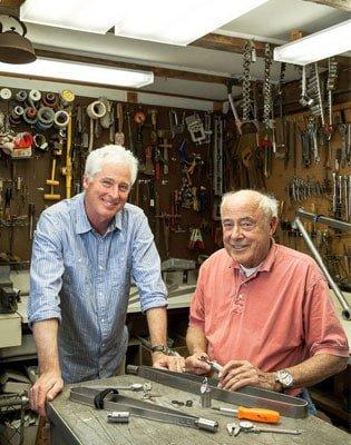John and Robert from TiGr locks