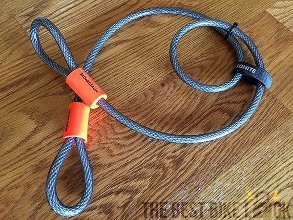 Kryptonite Kryptolok Series 2 cable