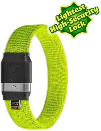 Litelok: lightest high-security lock