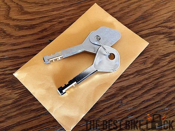 TiGr mini keys