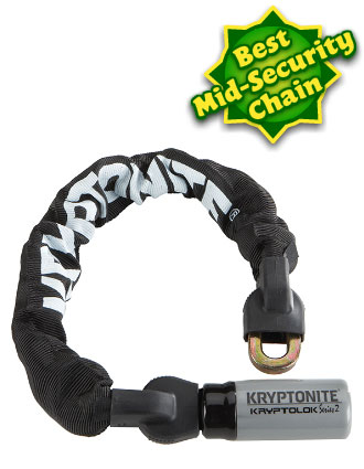 Kryptonite Krptolock Series 2 955 Mini best mid-security chain