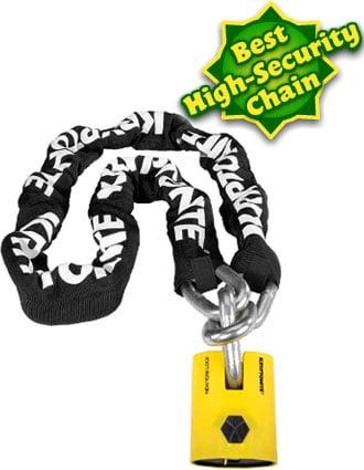 Kryptonite New York Legend 1515 best high-security chain