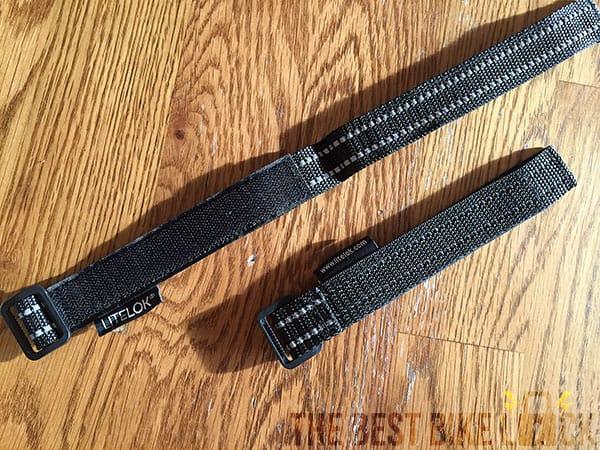 LITELOK frame straps