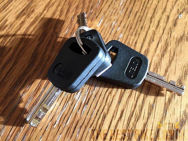 LITELOK keys