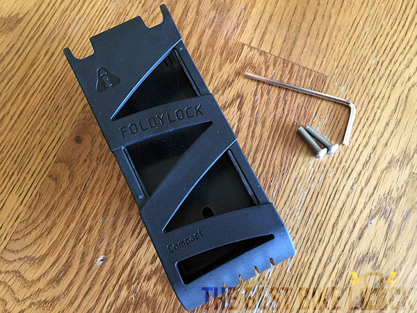 Foldylock case