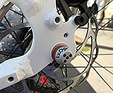 IXOW wheelguard with keycode
