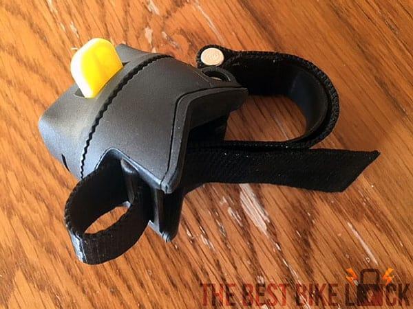 Pentagon frame mount strap