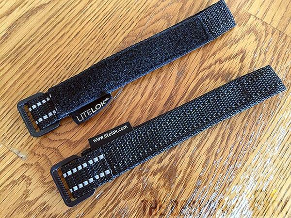 Litelok Silver straps