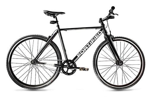 Fortified Bike
