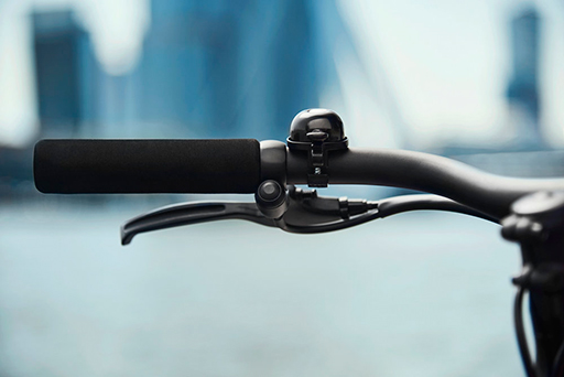 VanMoof Override Button