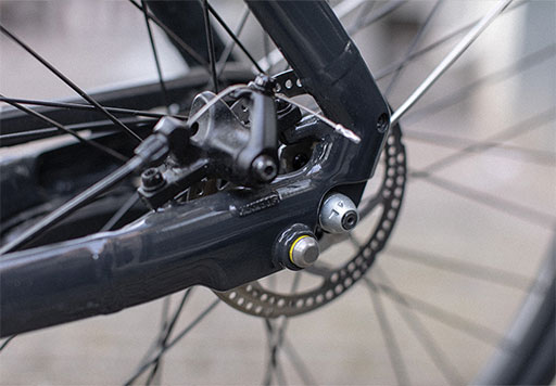 VanMoof Stealth Lock