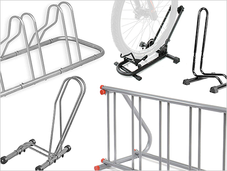 Bike Storage Solutions for the floor