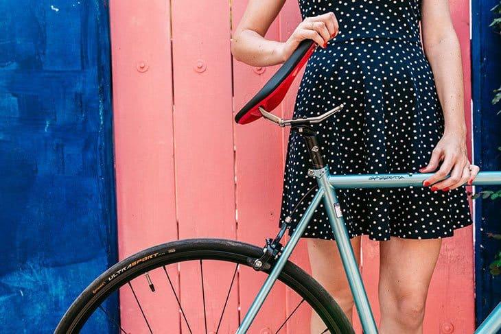 SeatyGo removable bike seat