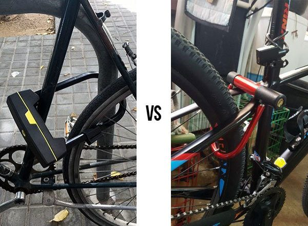 Primary vs Secondary u-locks