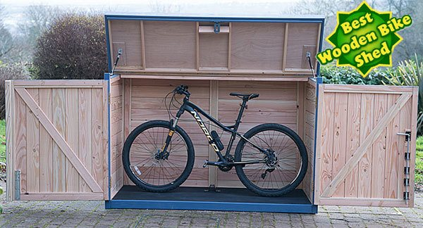 Bike Shed Company Best Wooden Shed