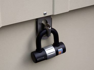 Trimetals external lock