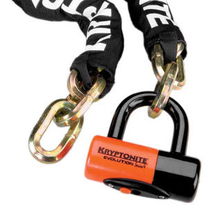 Kryptonite New York disc lock