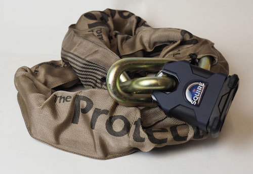 Pragmasis Protector 16 mm with Squire lock