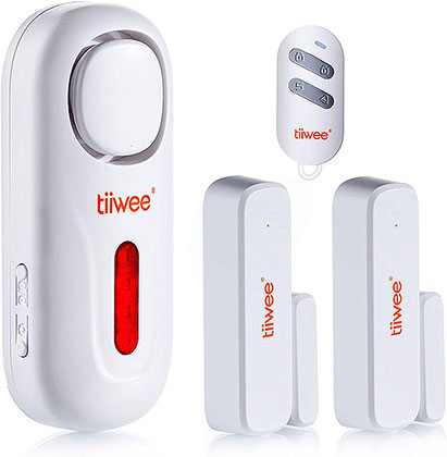 Tiiwee A1 Starter Kit alarm system