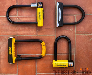Strongest Bike Locks