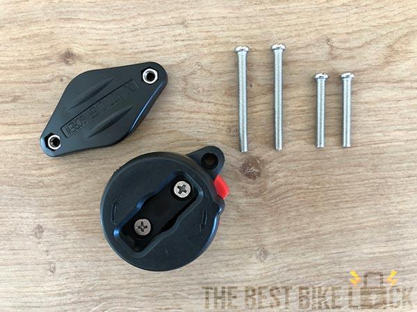 Zefal K-Traz U17 frame mount pieces