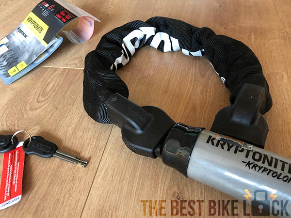 Unboxing the Kryptonite Kryptolok Series 2 955 Mini
