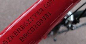 Bike Register Permanent Marking Kit
