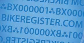 Bike Register UV Covert Marking Kit
