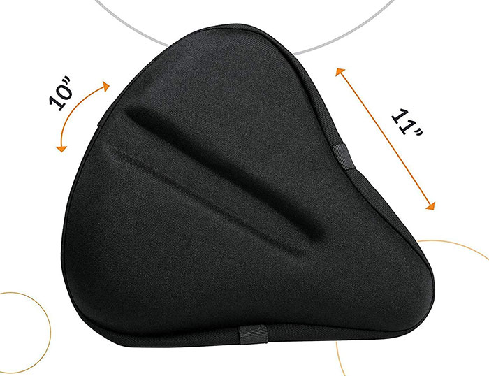 Bikeroo seat cushion