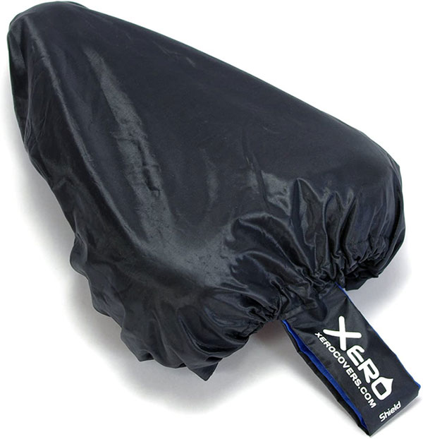XeroCover waterproof saddle cover