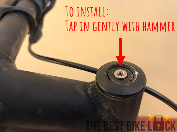 How to install a Pit-Stopper