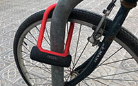 Any other type of secondary bike lock