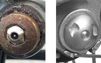 Security skewers / nuts (Pinhead, Pitlock, Hexlox etc)